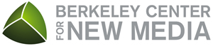 Berkeley Center for New Media Logo